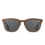 Tmbr. Alpine Walnut & Maple Wood Men's Sunglasses