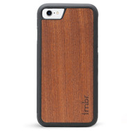 iPhone 8 Wood Case  -Shockproof Design - Real Wood iPhone 8 Case