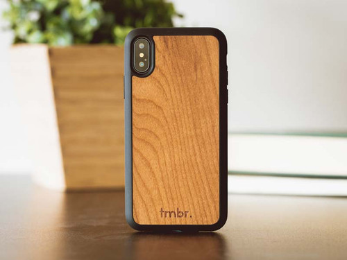 best authentic 8e0e9 ab210 Shockproof Wooden iPhone Case
