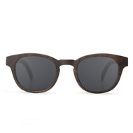Walnut Burl Wooden Sunglasses - Boundary