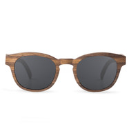 Boundary - Black Walnut Wood Sunglasses - Polarized