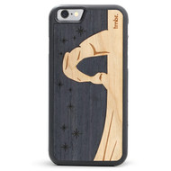 Delicate Arch - Wood Inlay Phone Case