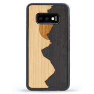 Wood Galaxy S10 Phone Case - Grand Tetons Tmbr