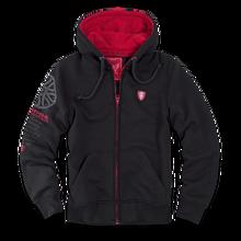 Thor Steinar hooded jacket Runes