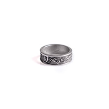 Thor Steinar Women Ring Knot stainless steel