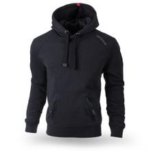 Thor Steinar hooded sweatshirt Svart Mission II