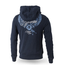 Thor Steinar women hooded sweatjacket Flæmsbana