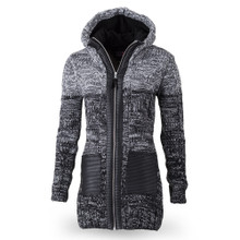 Thor Steinar women knit jacket Lær