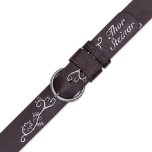Thor Steinar women leather belt Ida