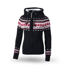 Thor Steinar women knitjacket Silke