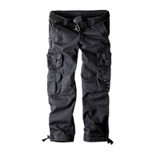 Thor Steinar cargo trousers Marianna Islands black-olive