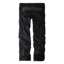 Thor Steinar cargo trousers Steinthor black