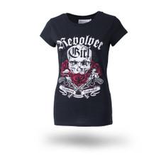 Thor Steinar women t-shirt Revolver Girl