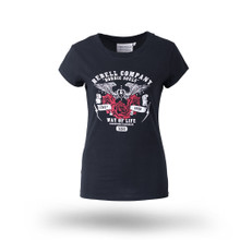 Thor Steinar women t-shirt Rebel Comp