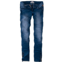 Thor Steinar women jeans Lyngdal midblue