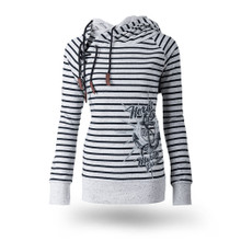 Thor Steinar women hooded sweatshirt Brygge