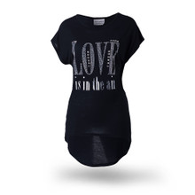 Thor Steinar women t-shirt Love