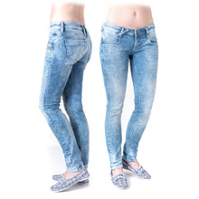 Thor Steinar women jeans Søndera lightblue
