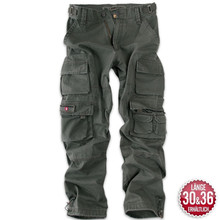 Thor Steinar cargo trousers KEN olive
