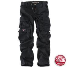 Thor Steinar cargo trousers KEN black