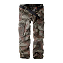 Thor Steinar cargotrousers Askil olive-camo