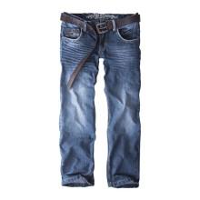 Thor Steinar jeanstrouser Keldur denim-blau