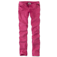 Thor Steinar jeans Florø pink