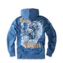 Thor Steinar hooded jacket Kjempe
