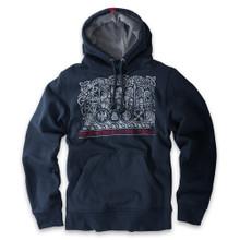 Thor Steinar hooded sweatshirt Nordic Saga