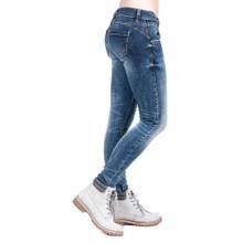 Thor Steinar women jeans Søndera midblue