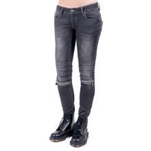 Thor Steinar women jeans Skare grey