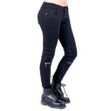 Thor Steinar women jeans Skare black