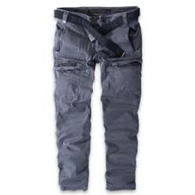 Thor Steinar cargo trousers Eggert grey