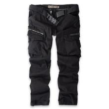 Thor Steinar cargotrousers Birk black
