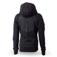 Thor Steinar women hooded jacket Idrett