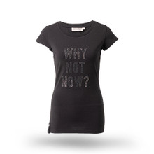 Thor Steinar women t-shirt why not now