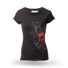 Thor Steinar women t-shirt Herz
