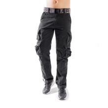 Thor Steinar cargopants KEN IV black (without belt)