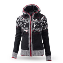 Thor Steinar women knit jacket Runa