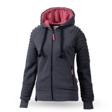 Thor Steinar women hooded jacket Thorshala