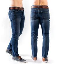 Thor Steinar jeans Bjorgolf darkblue