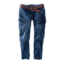 Thor Steinar cargojeans Valgard middlelblue (without belt)