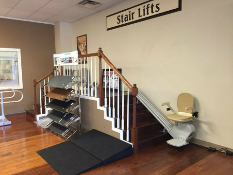 Stair Lift demo