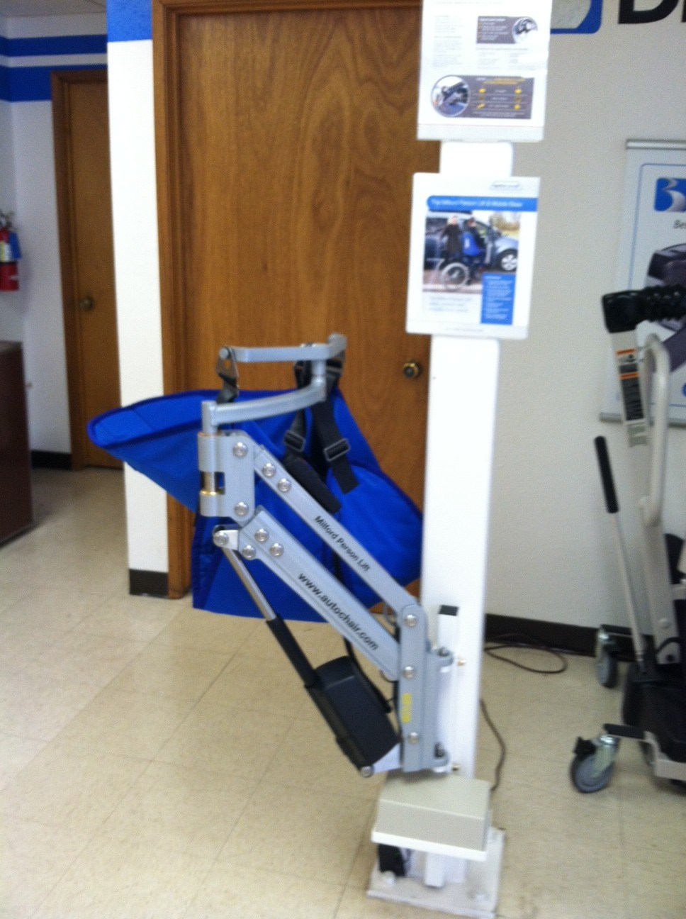Alternative to Handicap accessible vehicles - All-Star Medical