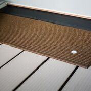 Transitions® Angled Entry Mat