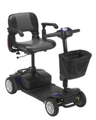 Spitfire EX Travel 4-Wheel Mobility Scooter  - SCOUTDST4