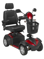 Ventura 4 Wheel Scooter with Captain Seat - ventura418cs