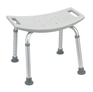 Grey Bathroom Safety Shower Tub Bench Chair - rtl12203kdr