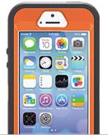 Apple iPhone 5s/5c/5 Large Case