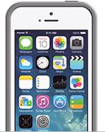 Apple iPhone 5s/5c/5 Long Case